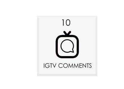 10 igtv comments