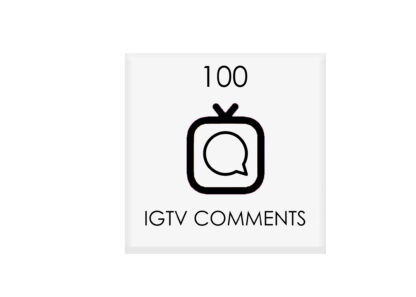 100 igtv comments