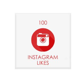 100 instagram likes