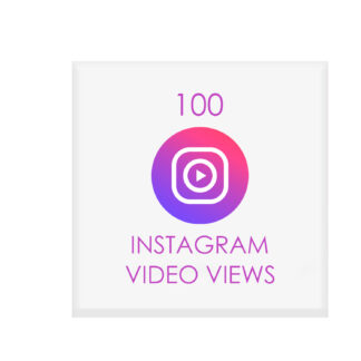 100 nstagram video views