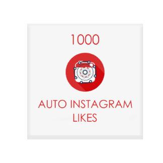 1000 auto instagram likes