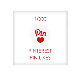 1000 pinterest PIN LIKES