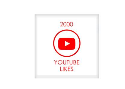 2000 youtube LIKES