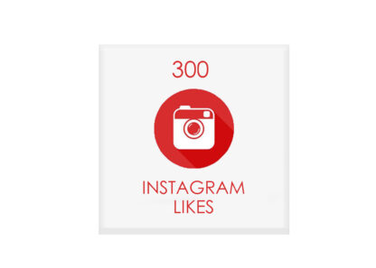 300 instagram likes