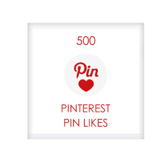 500 pinterest PIN LIKES