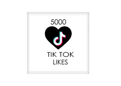 5000 tik tok likes